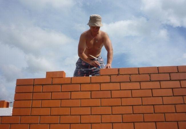 Нормы расхода строительной смеси для разных видов строительных блоков