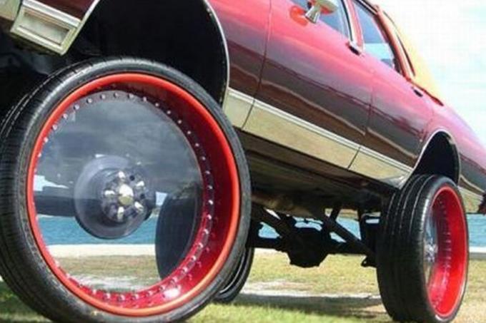 Замена дисков и шин